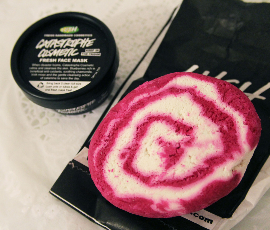 A Very Mini Lush Haul!