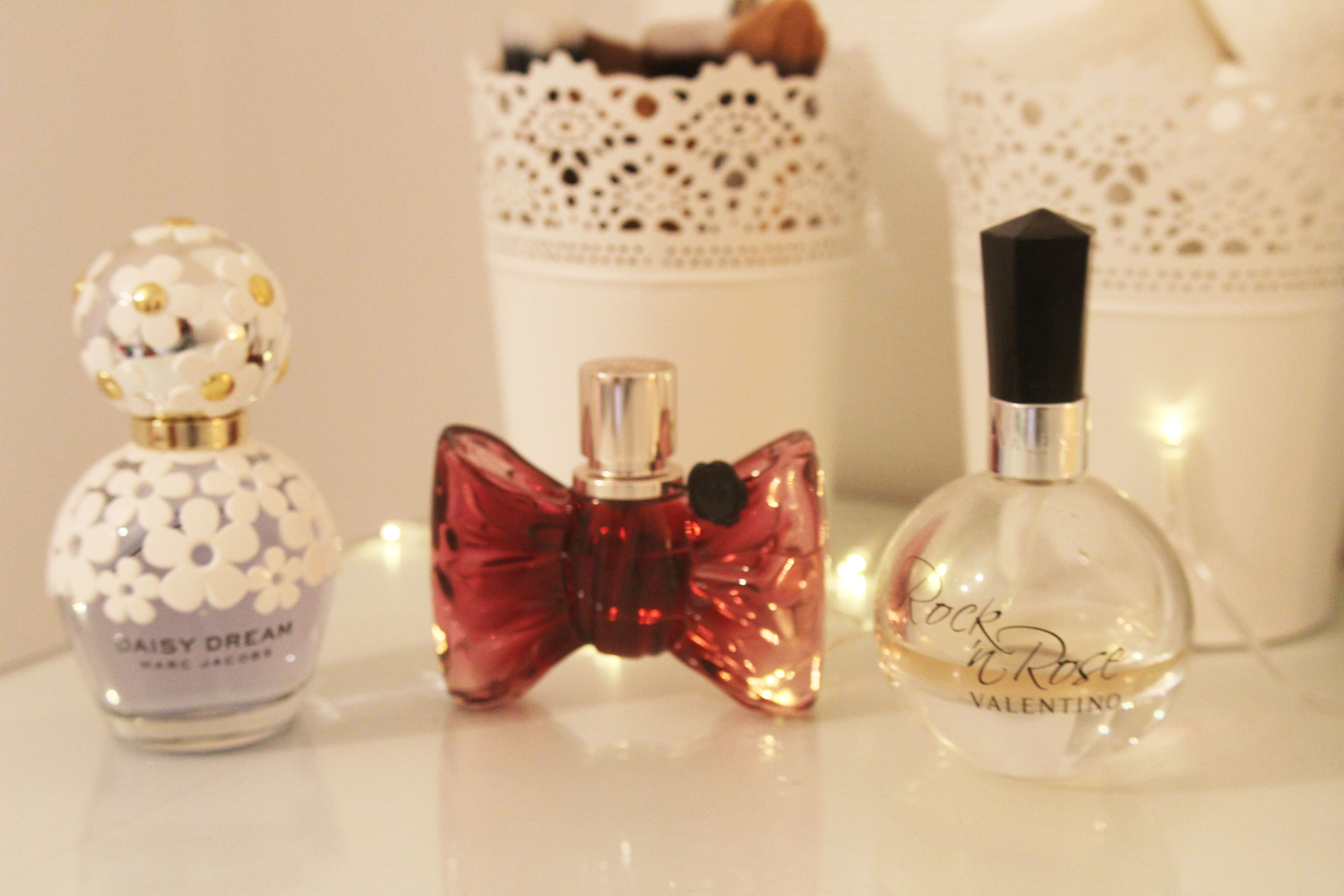 My Current Perfume Favourites