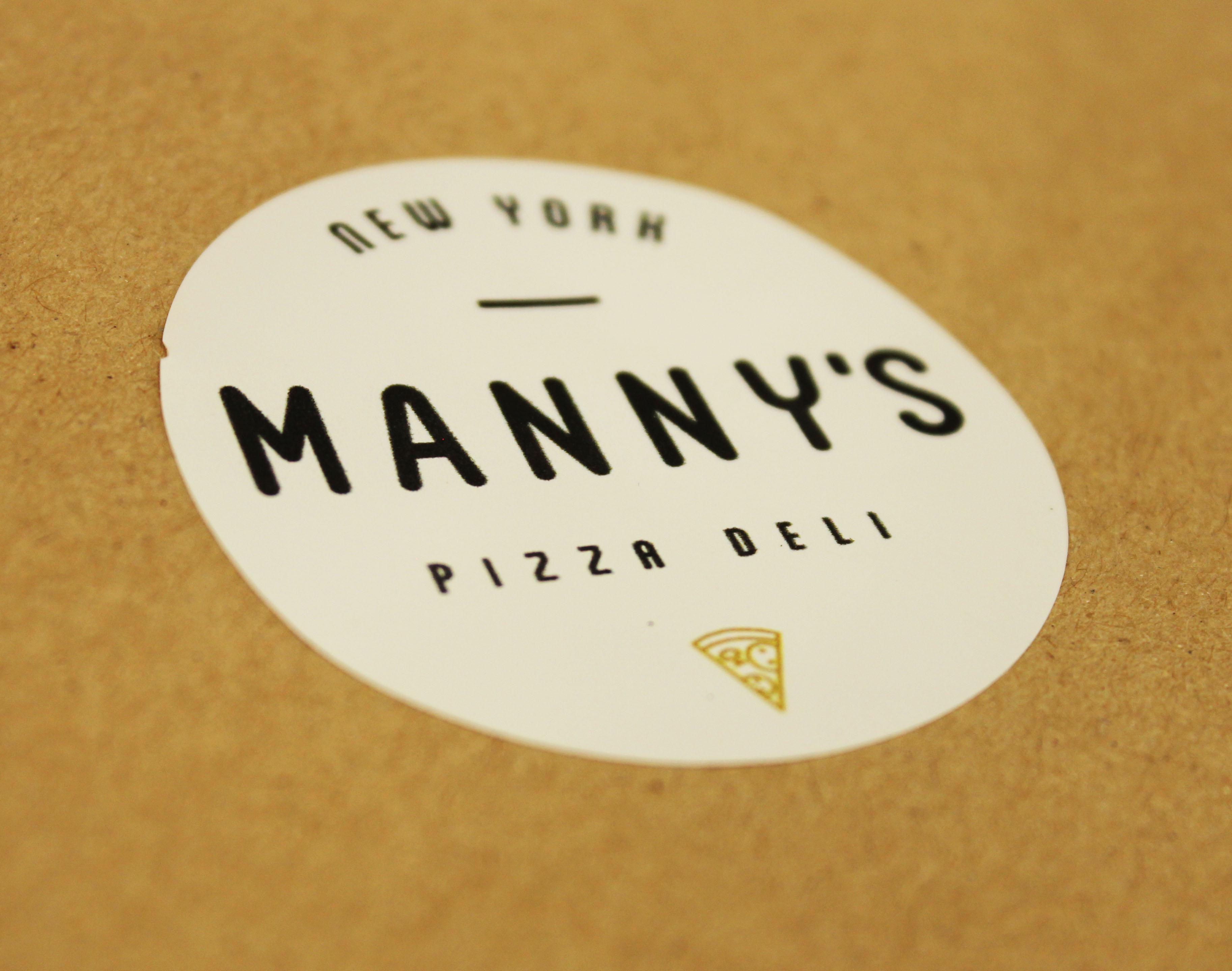 New York Comes to Newcastle | Manny's Pizza Deli