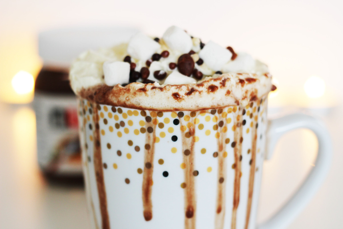 The Secret To Nutella Hot Chocolate