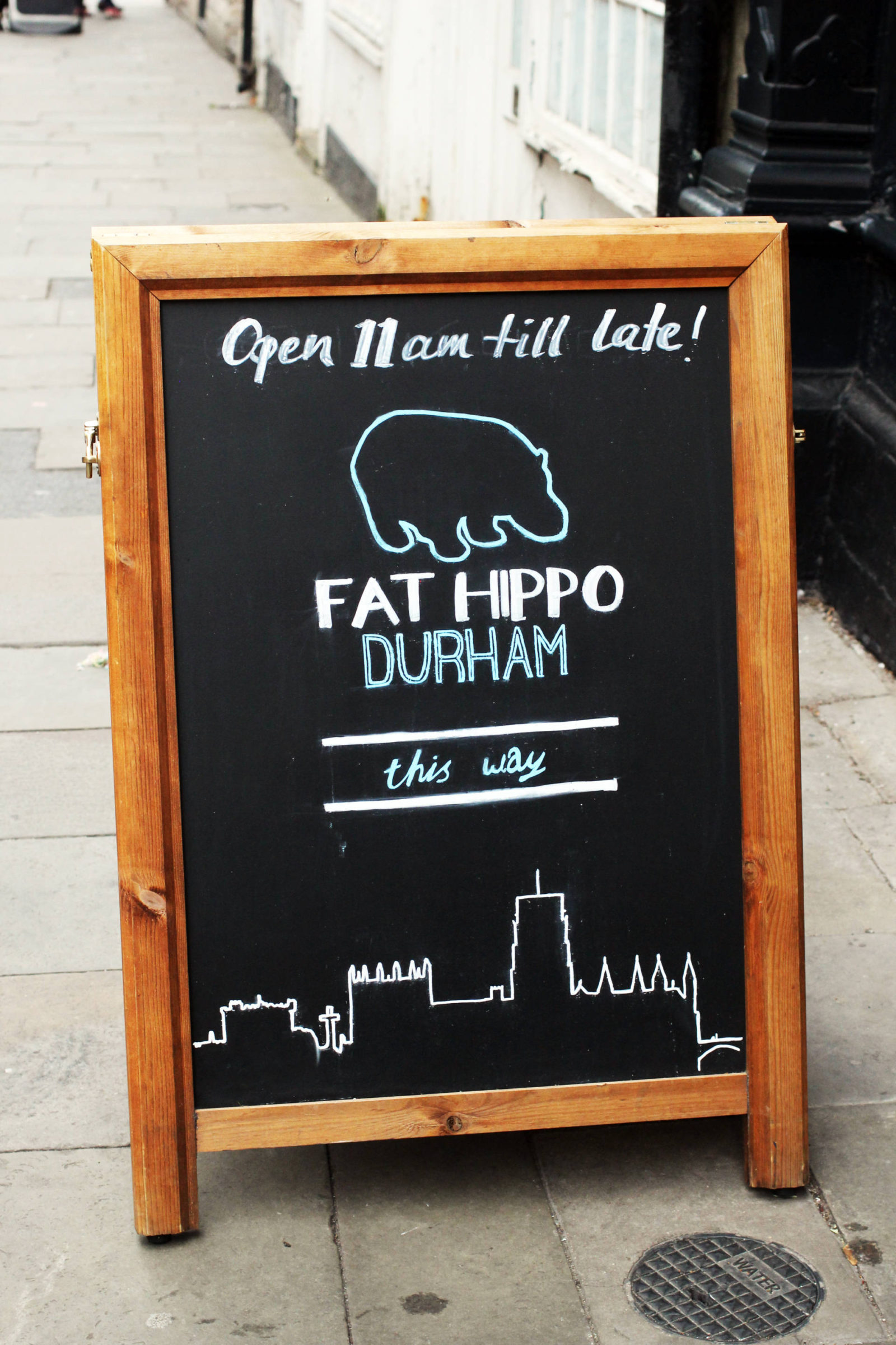 The Fat Hippo Durham