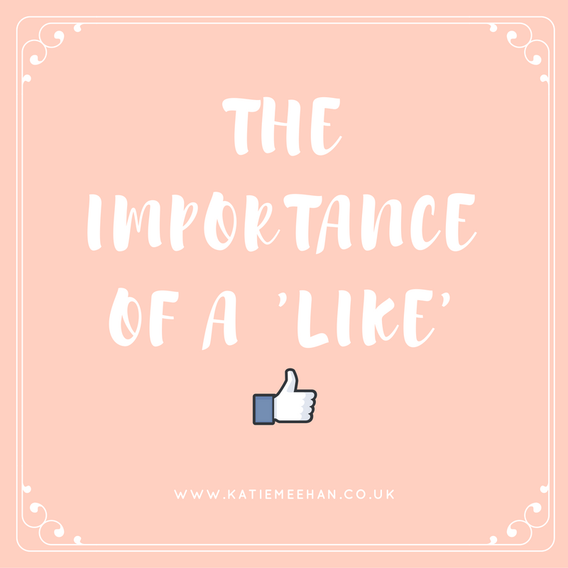 The Importance Of A 'Like'