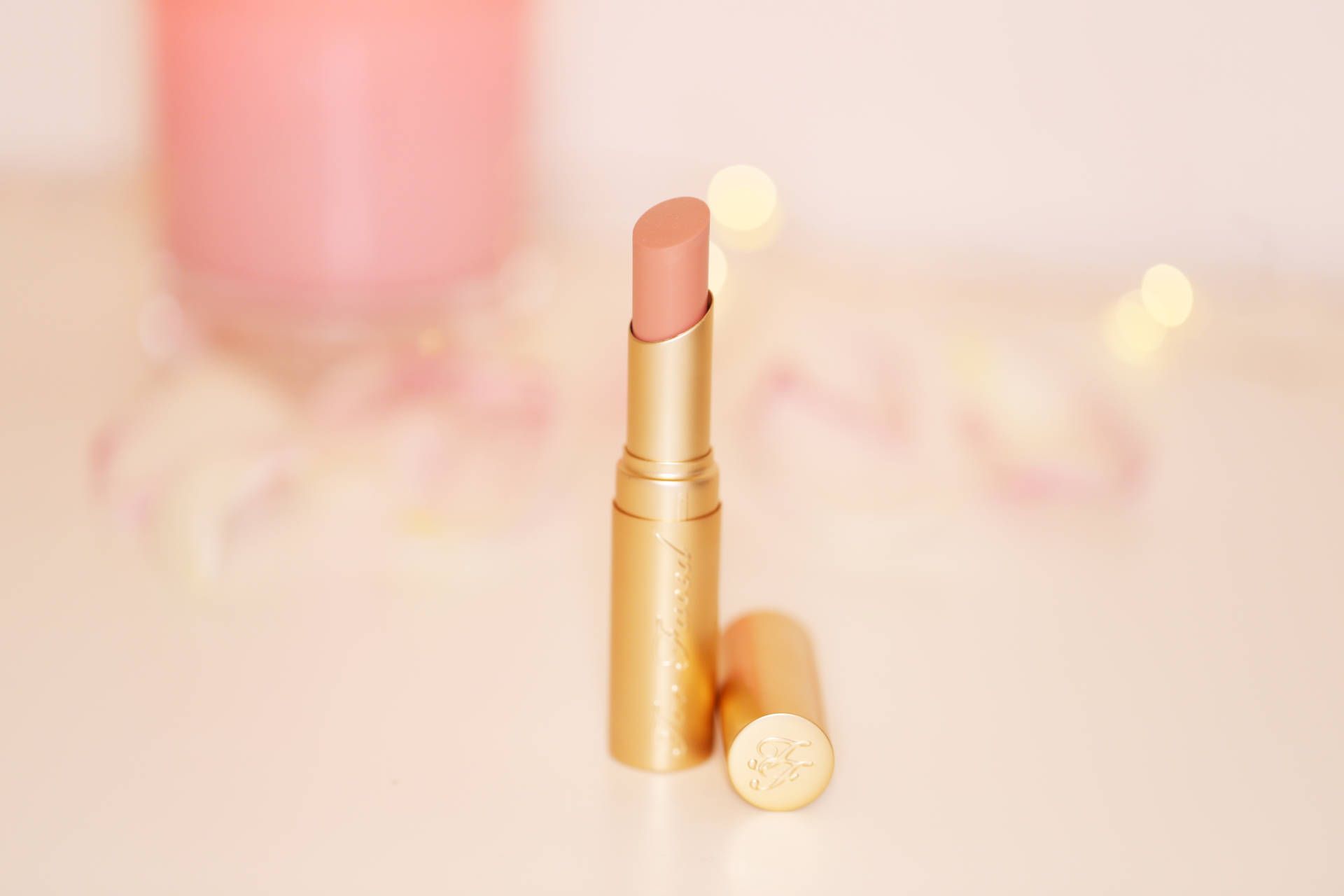 Too Faced La Creme Lipstick Review and Swatches | Katie Meehan