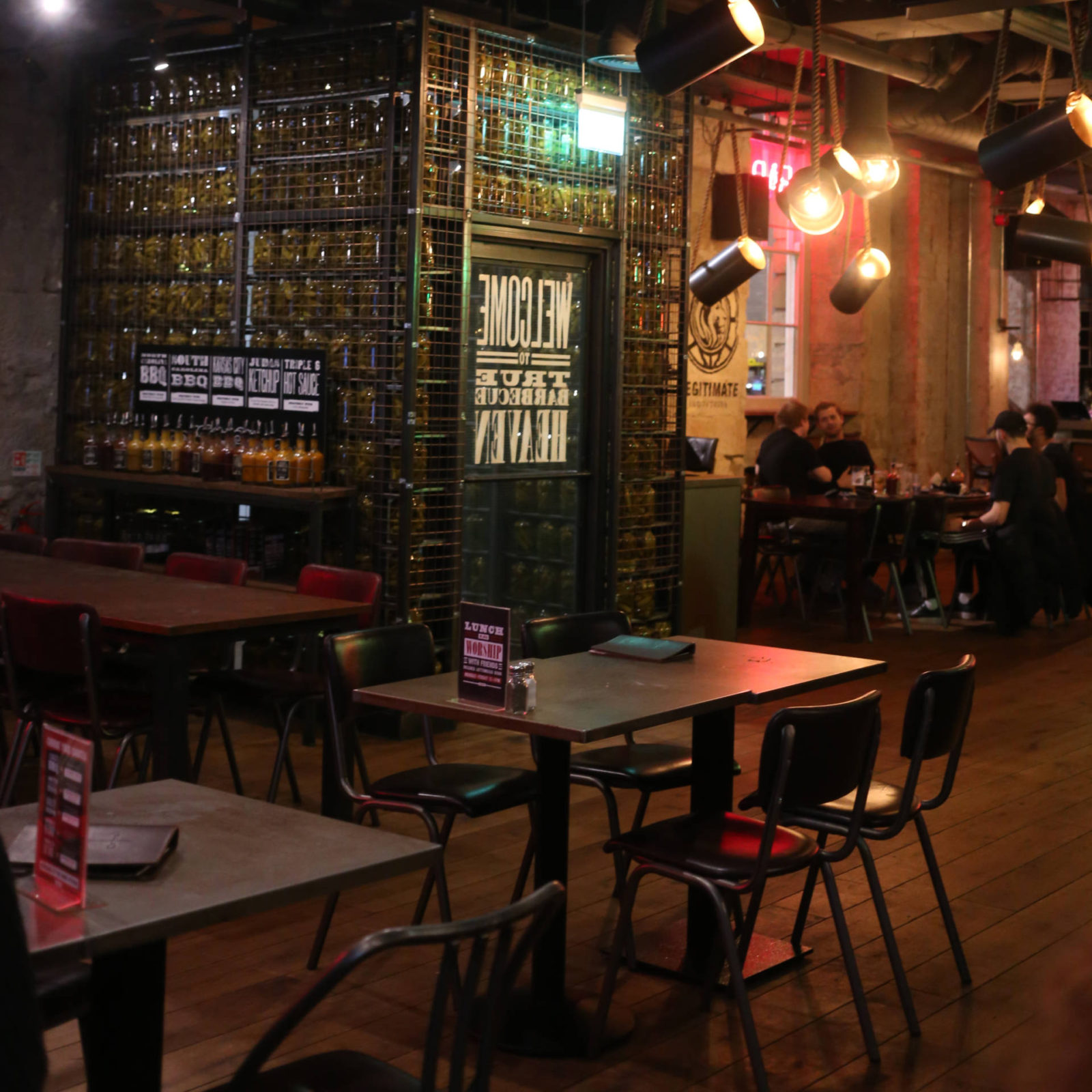 Red's True BBQ Newcastle | Where To Eat in Newcastle Eldon Square