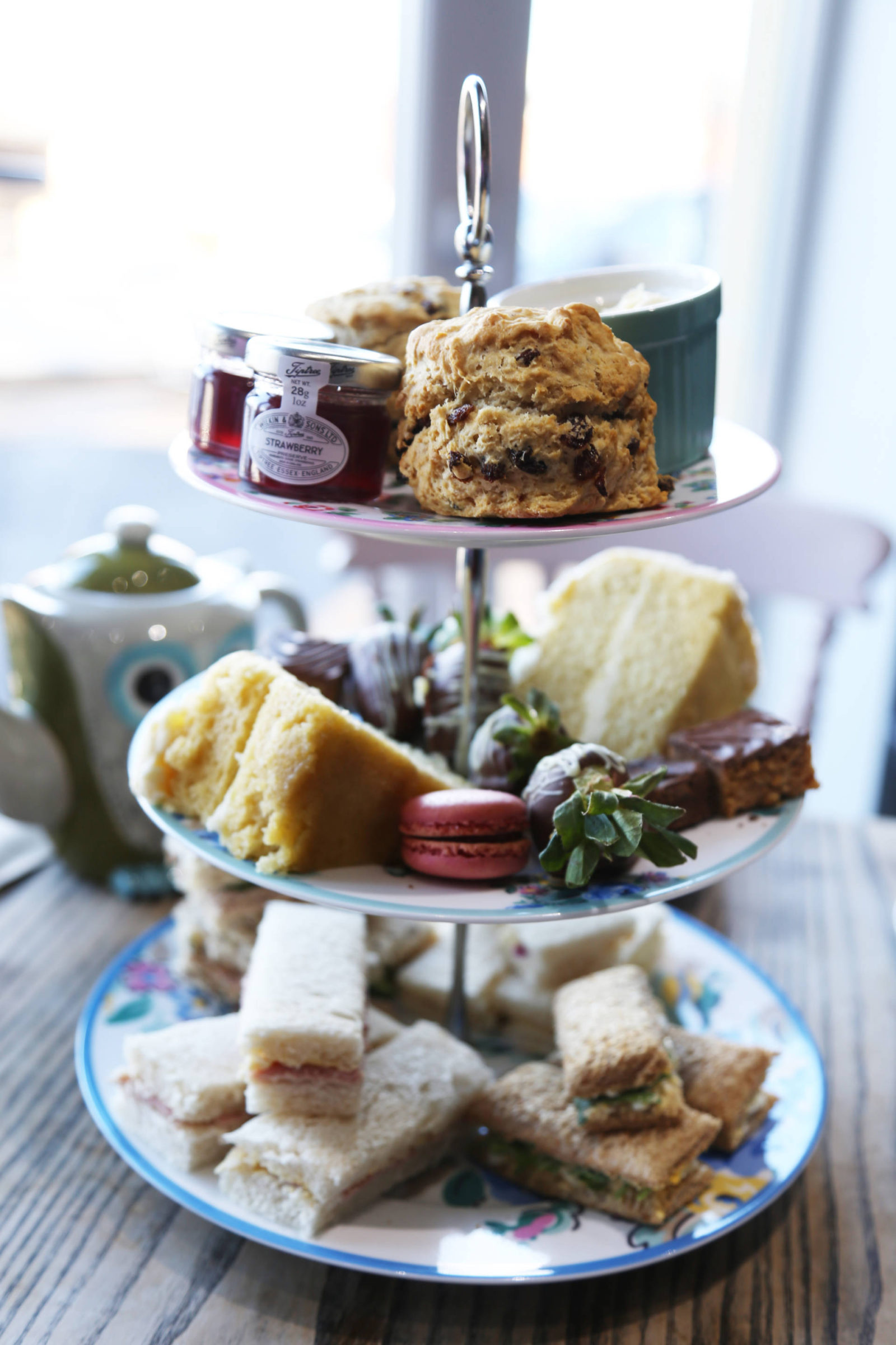 Afternoon Tea at The Joinery | Burnopfield, Newcastle Upon Tyne