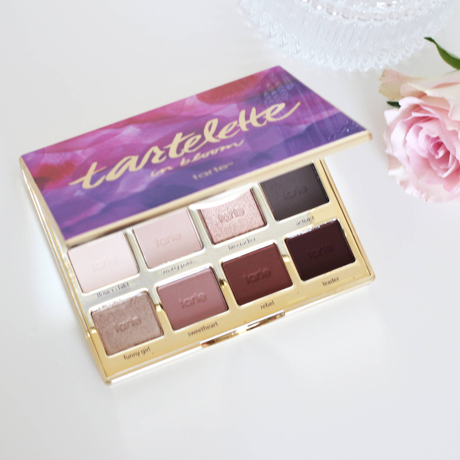 The Only Neutral Palette You'll Need… | Tarte Tartelette In Bloom Clay Palette Review and Look