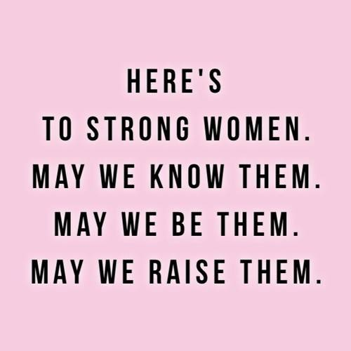 To The Women in My Life… | International Women's Day