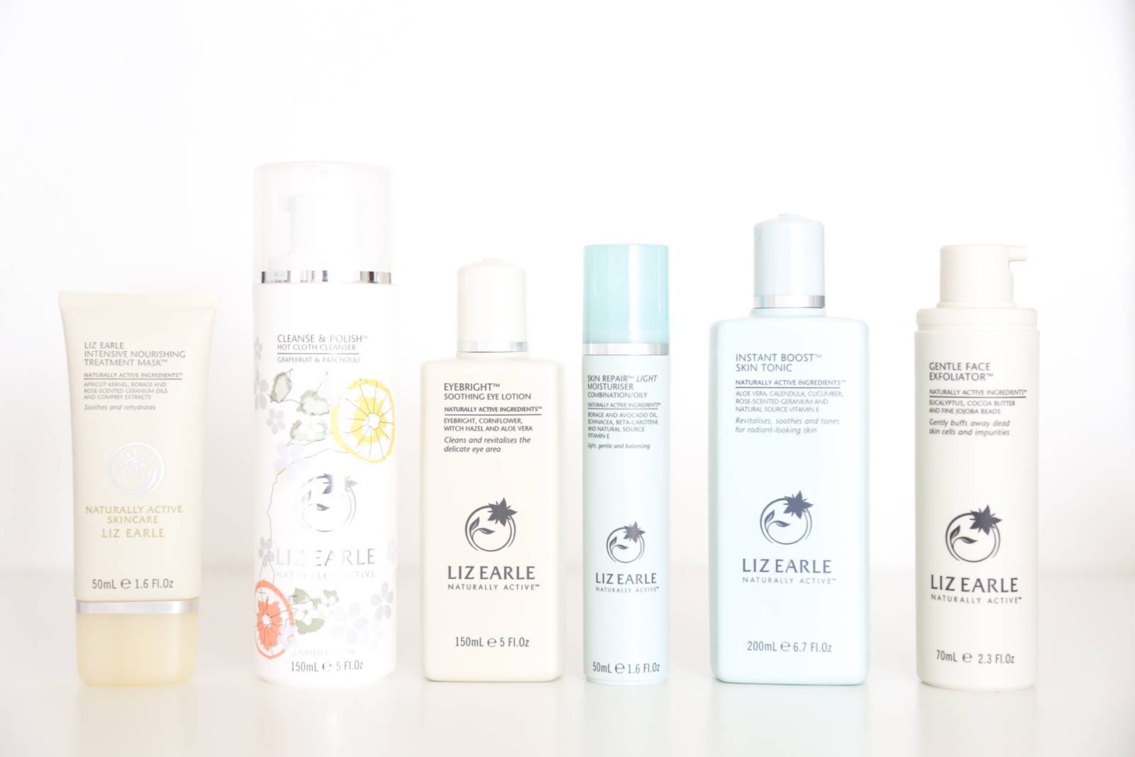 An Introduction to Liz Earle Skincare