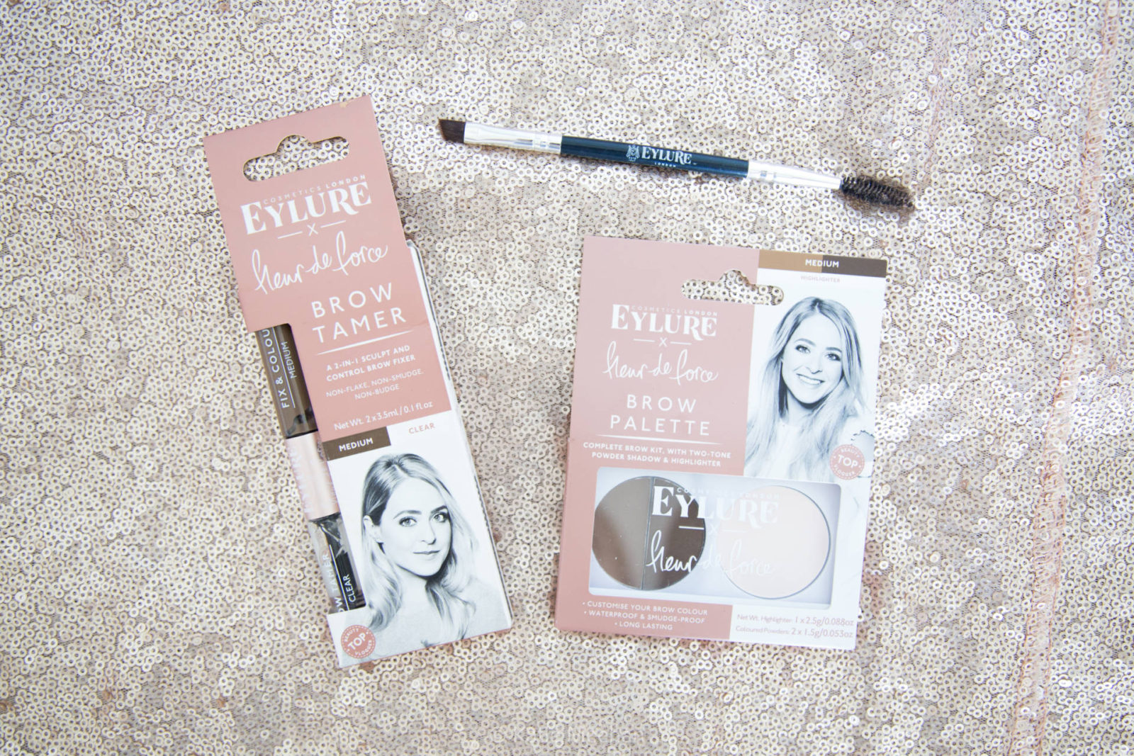 Fleur De Force x Eylure Brows Collection Review