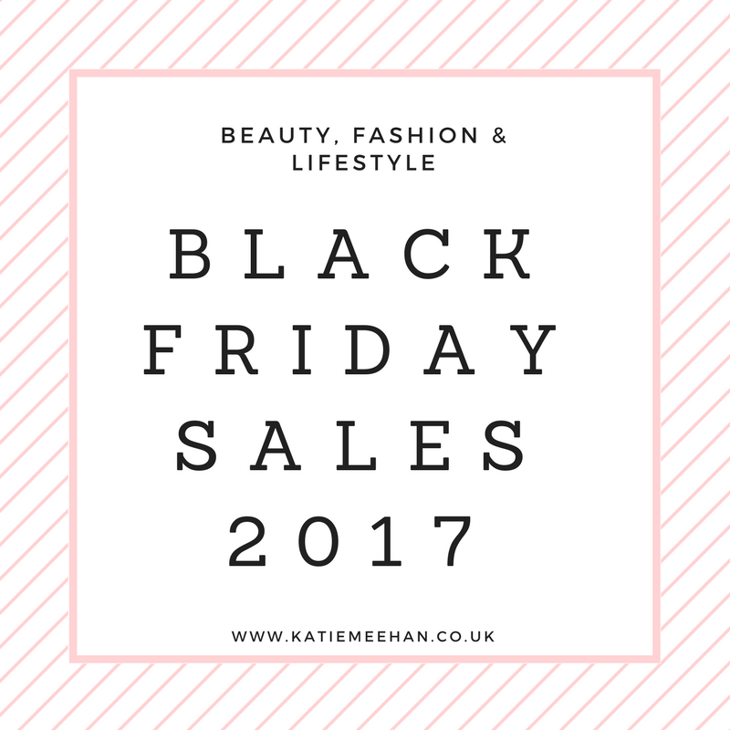 Black Friday 2017 Deals – Beauty, Fashion & Lifestyle