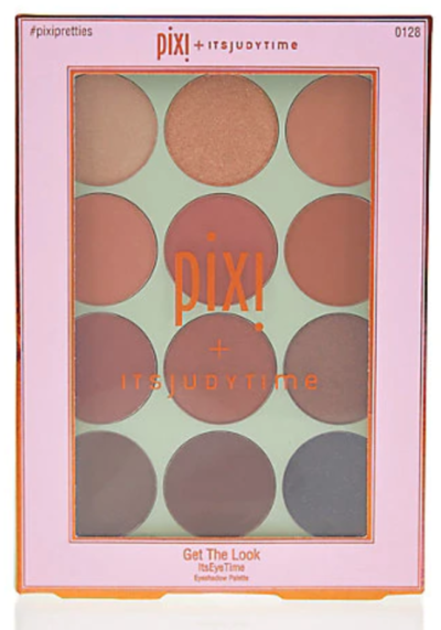 Pixi Get The Look It's Eyes Time Palette