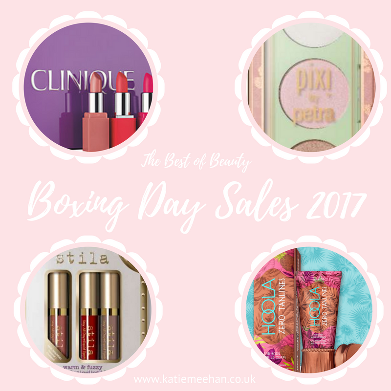 The Beauty Lust List & Makeup Sale Must Haves – Boxing Day Christmas Sales 2017