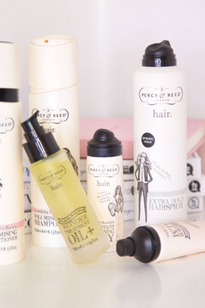 Treat Your Hair with Percy & Reed | AD