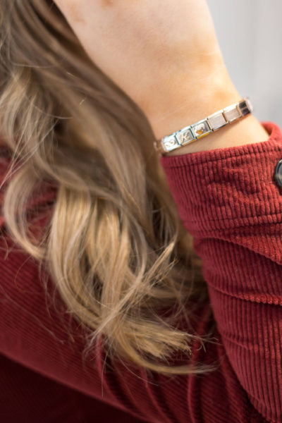 Making Bespoke Bracelets with Nomination Italy | AD
